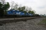 Empty PPLX train 537